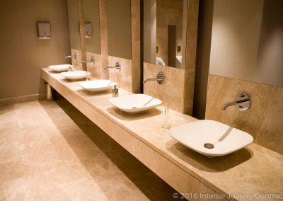 Washroom Joinery