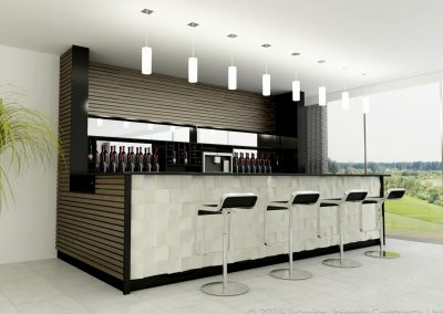 Hotel Bar & Back Fitting Units